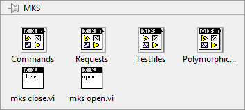 additions to the User Libraries for MKS Pressure Controller